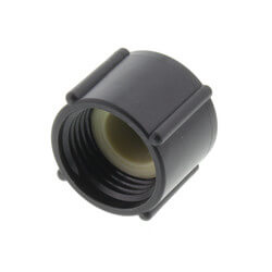"Port Cap for Discontinued 3/8"" Compression MANABLOC (Lead Free) Product Image"
