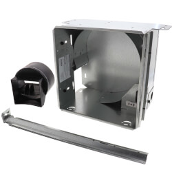 Fan/Light Housing Pack<br>w/ Built-In Slide Channels & Mounting Brackets Product Image