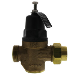 "3/4"" Single Union NPT x NPT Pressure Reducing Valve Product Image"