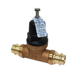 "1-1/2"" Single Union FNPT Pressure Reducing Valve Product Image"