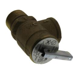 """1/2"""" Vacuum Relief Valve, 15 CFM Product Image"""