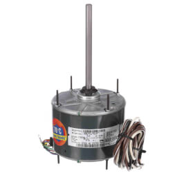 Outdoor Condenser Fan Heat Shield Motor 1/6 HP, 1075 RPM, (5/370V) Product Image