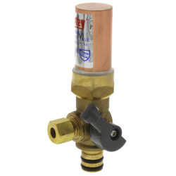 Valve Top + Clip, IMOB Valve Top w/ Hammer Product Image