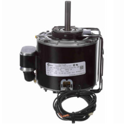 "5"" Totally Enclosed Fan/Blower Motor (2.8A, 115V, 1075 RPM, 1/6 HP) Product Image"