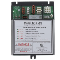 Integrated Boiler Control Unit (incl. UT Module<br>1013-200) Product Image