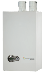 AB-120C AquaBalance Combination Wall Mount Gas Boiler, 97,000 BTU (NG) Product Image