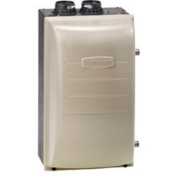 ECO 155 - 124,000 BTU Output Natural Gas Wall Mount Gas Boiler S2 Product Image