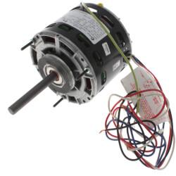 3-Spd Single Shaft Open Fan/Blower Motor (115V, 1050 RPM, 1/5, 1/6, 1/8 HP) Product Image