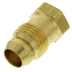 "Compression Fitting For 1/4"" OD Pilot Tubing (0.78"") Product Image"