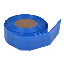 200' Pipe Guard (Blue) Product Image