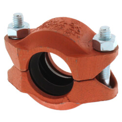 "1-1/4"" 7001 Grooved Coupling w/ EPDM Gasket Product Image"