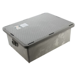 "50lb., 25 gpm Lo-PRO Grease Trap (2"" Connection) Product Image"