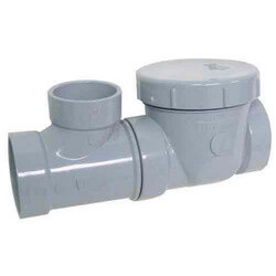 "3"" Flow Control, 50 GPM with Cleanout and Air Intake Product Image"