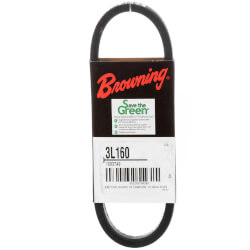 "3/8"" x 16"" FHP Browning V-Belt Product Image"