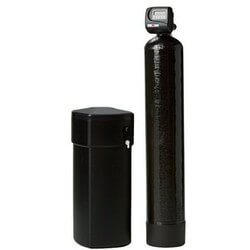 "3MWTS100 Water Softener System, 1 Cubic Foot, 1"" Valve Product Image"