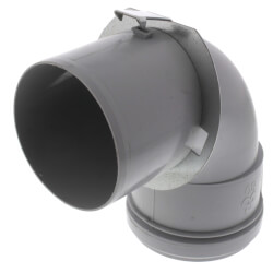 "3"" PolyPro 90° Elbow w/ LB2 Product Image"