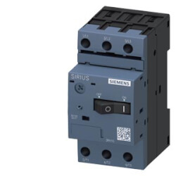 Motor Protection Circuit Breaker, 3 Poles, Thermal Overload, AC-3, Class 10 (2.8-4A, 690V) Product Image