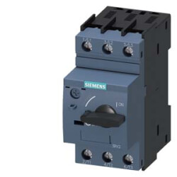 Motor Protection Circuit Breaker, 3 Poles, Thermal Overload, AC-3, Class 10 (4.5-6.3A, 690V) Product Image