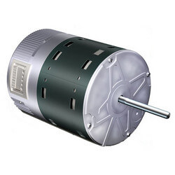 """5-5/8"""" PSC Commercial Condensor Motor, 1/4 HP, 1100 RPM CW (208-230V) Product Image"""