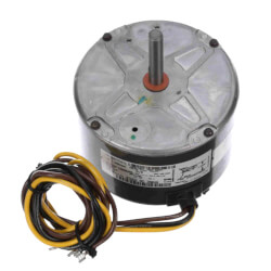 """5-5/8"""" PSC Commercial Condensor Motor, 1/10 HP, 1100 RPM CW (208-230V) Product Image"""