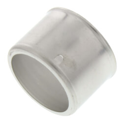 """1"""" Stainless Steel PEX Press Sleeve Product Image"""