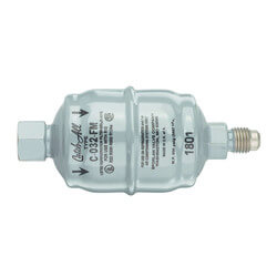 """C-083 3/8"""" SAE Flare Liquid Line Filter Drier (3/4 to 2-1/2 Ton) Product Image"""