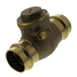 "1"" Press Swing Check Valve (Lead Free)  Product Image"