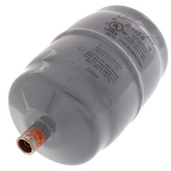"""C-164-S 1/2"""" ODF Solder Liquid Line Filter Drier (3/4 to 5 Ton) Product Image"""
