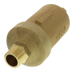 """78, 3/4"""" Straight<br>Water Main Air Valve Product Image"""