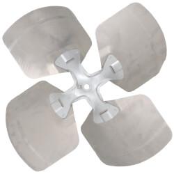 "20"" 4 Wing CW Fan Blade w/ Fixed Hub (33°) Product Image"