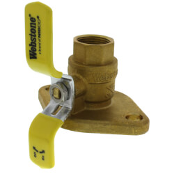 "3/4"" Threaded Isolator Flange Product Image"