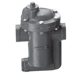 """B0020A-2, 1/2"""" Inverted Bucket Steam Trap<br>w/o Strainer Product Image"""