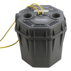 """1/2 HP Commercial High Head Drain Pump - 115v<br>10' Cord, 2"""" Connections Product Image"""