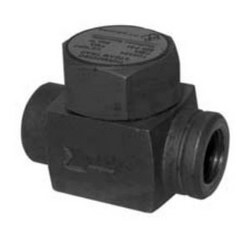 "TD6523, 3/8"" Thermodisc Steam Trap (w/o Strainer) Product Image"