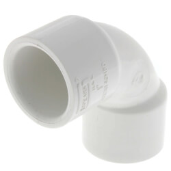 "1"" PVC Sch. 40<br>90° Sweep Elbow Product Image"
