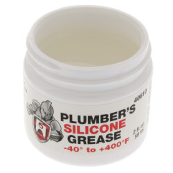 Plumbers Silicone Grease 2 oz. Product Image