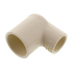 "2"" x 1"" CPVC CTS 90° Reducing Elbow (Socket) Product Image"
