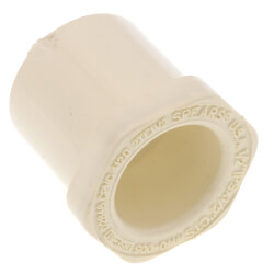 "2"" CTS CPVC<br>Transition Bushing<br>(IPS Spigot x CTS Socket) Product Image"