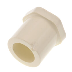 "1/2"" CTS CPVC<br>Transition Bushing<br>(IPS Spigot x CTS Socket) Product Image"