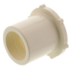 "3/4"" CTS CPVC<br>Transition Bushing<br>(IPS Spigot x CTS Socket) Product Image"