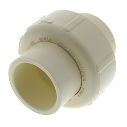 "1-1/4"" CTS CPVC Union (Socket w/ EPDM O-ring Seal) Product Image"