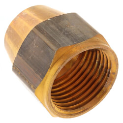 "5/8"" OD Tube Short Flare Nut Product Image"