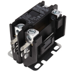 30A 1-Pole Contactor (24V) Product Image