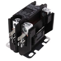 40A 1-Pole Contactor (24V) Product Image