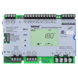 Universal Reset Module Four tN4, Two Boiler<br>DHW & Setpoint Product Image