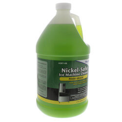 Nickel-Safe Ice Machine Cleaner, 1 Gallon Product Image
