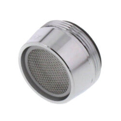 "15/16"" Chrome Plated Male Aerator (Lead Free) Product Image"