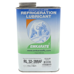 Emkarate RL32-3MAF Refrigeration Oil, 1 Qt. Product Image