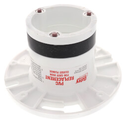 "4"" Closet Flange Replacement (PVC) Product Image"