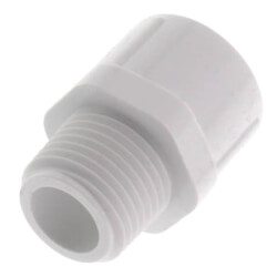 "1/2"" PVC SCH 40<br>Male Adapter Product Image"